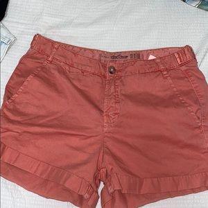 2 Zara shorts and cardigan bundle